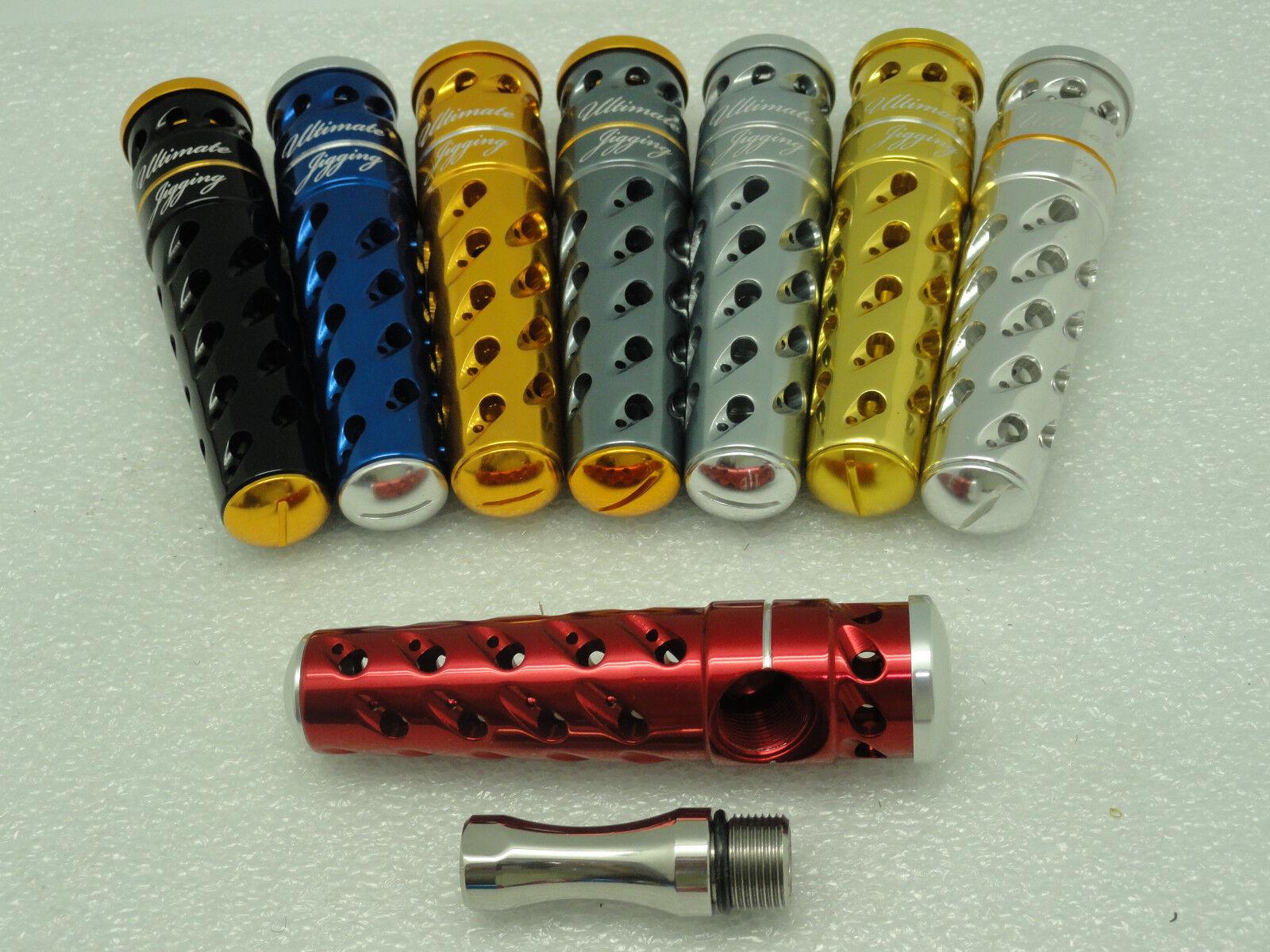 UJ T092A T-BAR handle knob direct fit Avet G2 MXL LX HXW MC Raptor reel RED SV