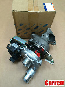 garrett ford focus mk2 c max diesel exhaust turbo turbocharger 1 8 tdci 742110 7 ebay. Black Bedroom Furniture Sets. Home Design Ideas