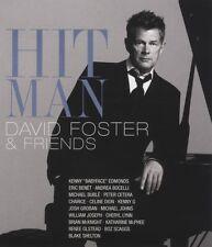 DAVID & FRIENDS FOSTER - HIT MAN  BLU-RAY NEW+