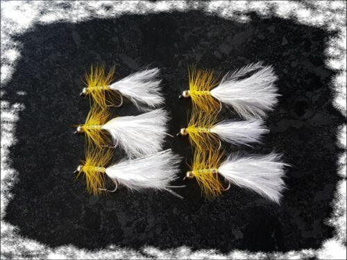 6 Mirage Yellow Dancers