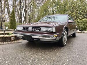 1988 Oldsmobile Ninety-Eight