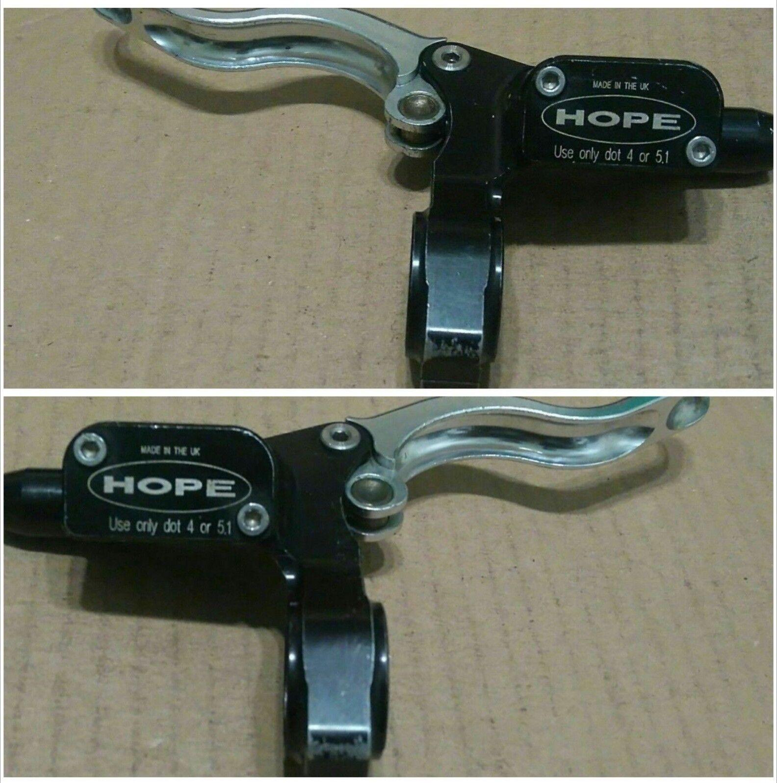 Hope mono mini L&R H hydraulic disc brake levers spare dh am fr xc mtb bike part