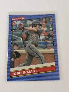 2020-Panini-Donruss-Baseball-039-86-Retro-Rookie-Josh-Rojas-RC-Giants