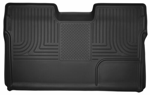 Husky Liners 53391 2nd Seat Floor Liner 2009-14 Ford F-150 SuperCrew Cab Pickup