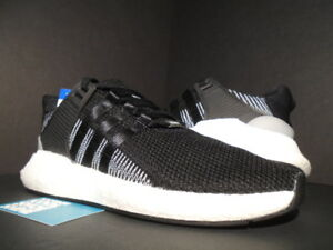 158249334 2017 ADIDAS EQT SUPPORT 93 17 CORE BLACK WHITE NMD R1 PK BY9509 12 ...