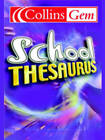 School Thesaurus by HarperCollins Publishers (Paperback, 2003)