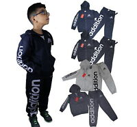 New Genuine ADAVITAR Boys Tracksuit Kids Hoodie Jogging Bottom Premium Quality