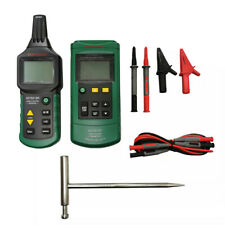 Wire Cable Tracker Metal Pipe Locator Detector Acdc12 400v Breaker Line Tester