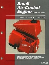 Clymer Small Air Cooled Engine Service Manual 17th Edition 1989 And Prior