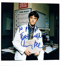 ENGLISH ACTOR CRAIG KELLY HANDSIGNED 9 X 8 COLOUR PHOTOGRAPH