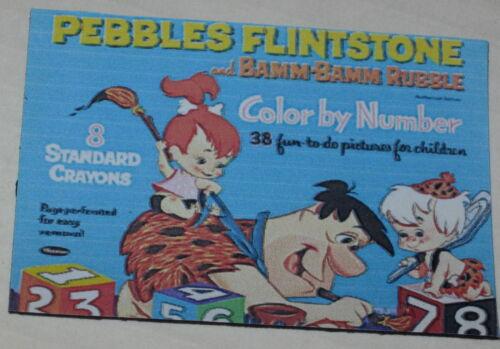 "Cute Flintstones /""Fred Pebbles /& Bamm Bamm/"" Floppy Magnet Approx 2/"" x 2.75/"""