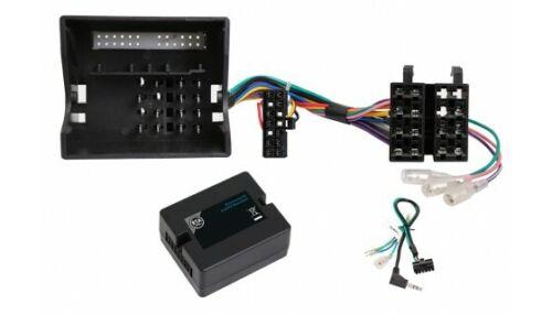D; Can-Bus Auto Radio Adapter OPEL CORSA C Lenkrad Adapter