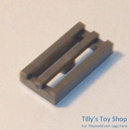 ID 2412 15561 NEW Pick Colour Twelve 1x2 Stud Thin Radiator Grille Lego