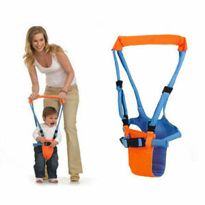 Baby-Toddler-Harness-Bouncer-Jumper-Help-Learn-To-Moon-Walk-Walker-Assistant-FT