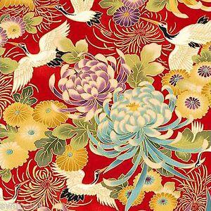Japanese-Print-Spring-Bird-Flowers-12-x-12-on-mono-deluxe-Needlepoint-Canvas