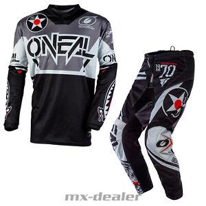 Gr/ö/ße ONeal Element Youth Kinder MX DH FR Handschuhe schwarz//orange 2020 Oneal 6 L