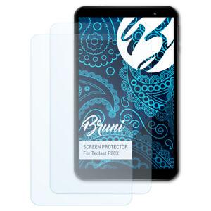 Bruni-2x-Proteggi-Schermo-per-Teclast-P80X-Pellicola-Protettiva