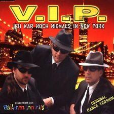 V.I.P Ich war noch niemals in New York (Udo Jürgens-Cover Version) [Maxi-CD]