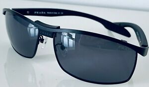 121e72ffc77f prada- sunglasses-spr 565s - c1 - made in italy - with all accessories!!!