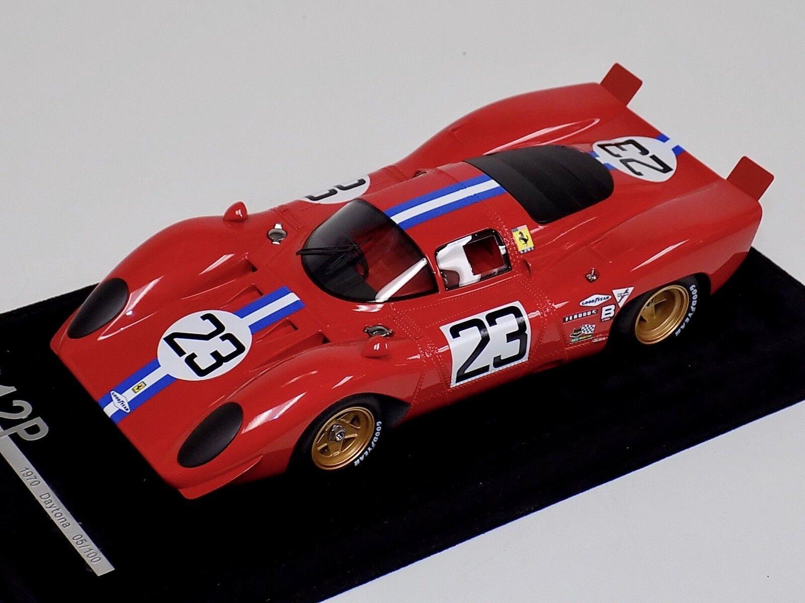 Ferrari  312P 1970 24 horas de Daytona coche 23 Adamowicz Piper Lim100 PC f4