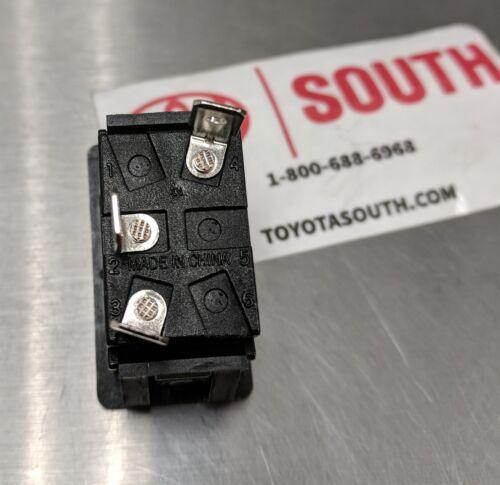 Toyota Illuminated Fog Light Switch Genuine OEM LED Light Bar 00550-35976