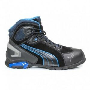 Image is loading Puma-Rio-Mid-Safety-Boots-with-Aluminium-Toe- b25d4c260