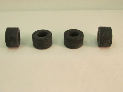 2 PR AURORA AFX 4 GEAR SPECIALTY CHASSIS REAR TIRES ~ TALL DRAGSTER ~4PC ~NEW2