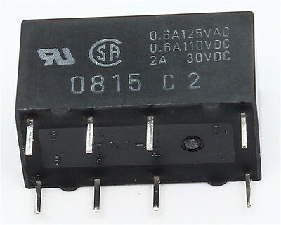 5V Relay G5V-2-5VDC 2A Signal Relay 8PIN for Omron Relay