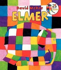 Elmer Board Book by David McKee (2014, Board Book)