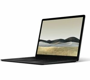 "MICROSOFT Surface 3 13.5"" Laptop Intel Core i5 256GB Windows 10 Black - Currys"