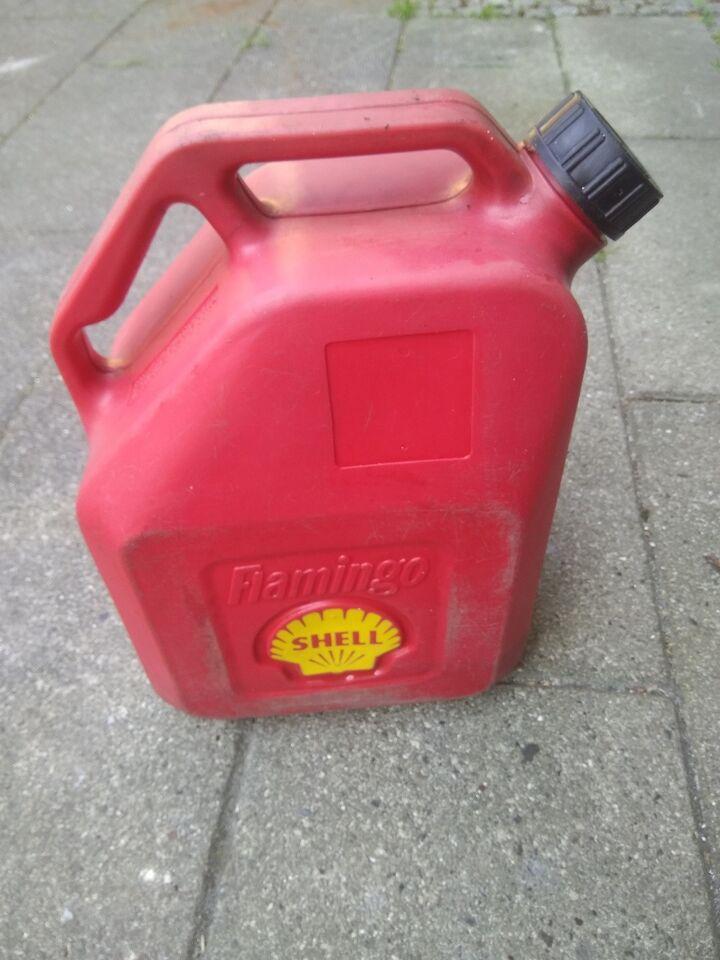 Shell Oljedunk