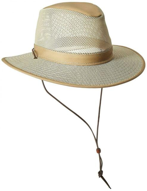 5665-Same Day Ship Henschel Crushable Outback w//Leather Hatband-2 Color Choices