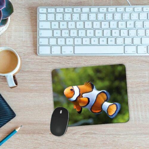 "Aquarium Aquaristik Nemo Mauspad Koi Mousepad /""FISCHE/"" Meer"