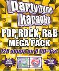Various Artists Party Tyme Karaoke Pop Rock R&b Mega PA CD