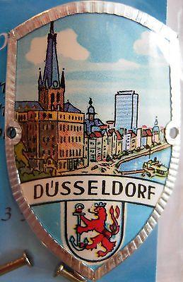 Essen new badge mount stocknagel hiking medallion G9815