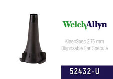 Welch Allyn Kleenspec Otoscope Specula 52432 U Pediatric 275 Mm Bag Of 850 Pcs