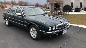 SOLD! 2001 Jaguar XJ8 Reduced $8500! Low mileage 116000!