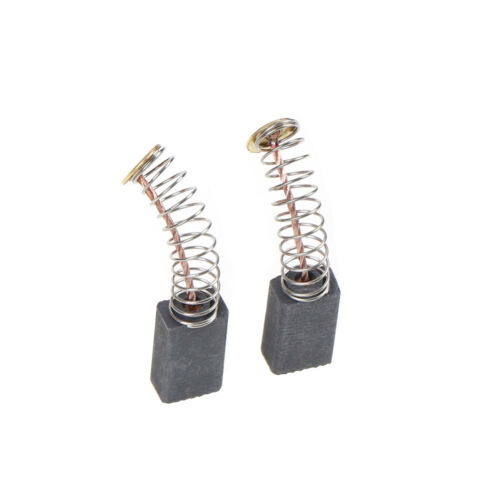 10pcs 13 x 8 x 5mm Power Tool Motor Carbon Brush Replacement RR