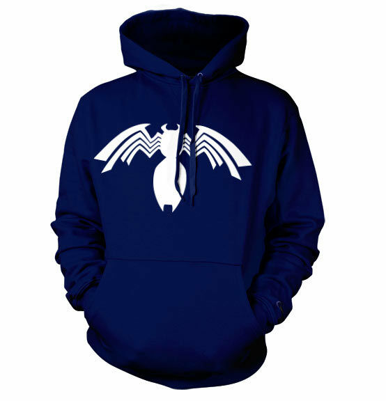 MARVEL VENOM Icon  hooded sweat-shirt cotton officially licensed
