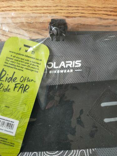 Green Green 8 ltr Bikepacking pack Polaris VENTURA HANDLEBAR BAG