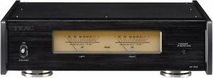 TEAC AP-505 Reference Series Stereo Power Amplifier - Black