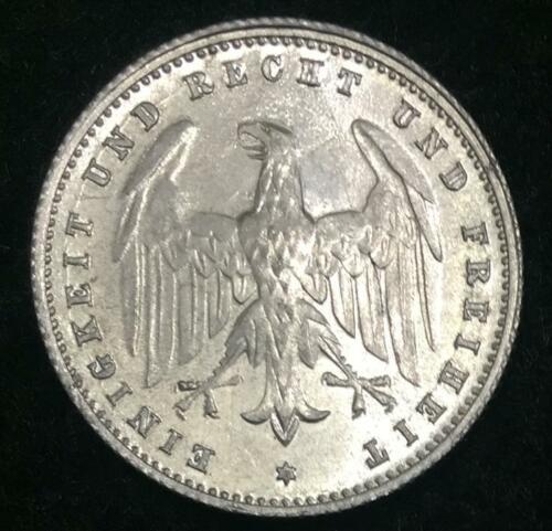 Hold a Piece of History Historical Antique German-200 Mark Coin with BIG EAGLE