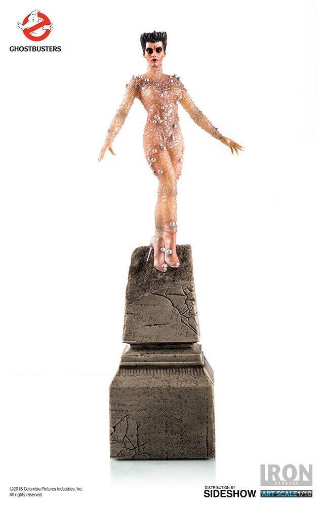 1984 Ghostbusters GOZER GOZERIAN Iron Studios 1:10 Scale Statue_US DEALER_NRFB on eBay thumbnail