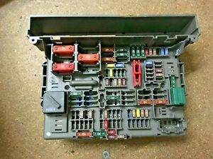 details about bmw 3 series e90 e91 320d 318d 2005 2010 fuse box relay 9119447 02 60599031 Opel GT Fuse Box