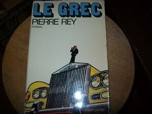 PIERRE-REY-LE-GREC-BESTSELLERS-LAFFONT-1973-VOLUME-IN-LINGUA-FRANCESE-ONASSIS