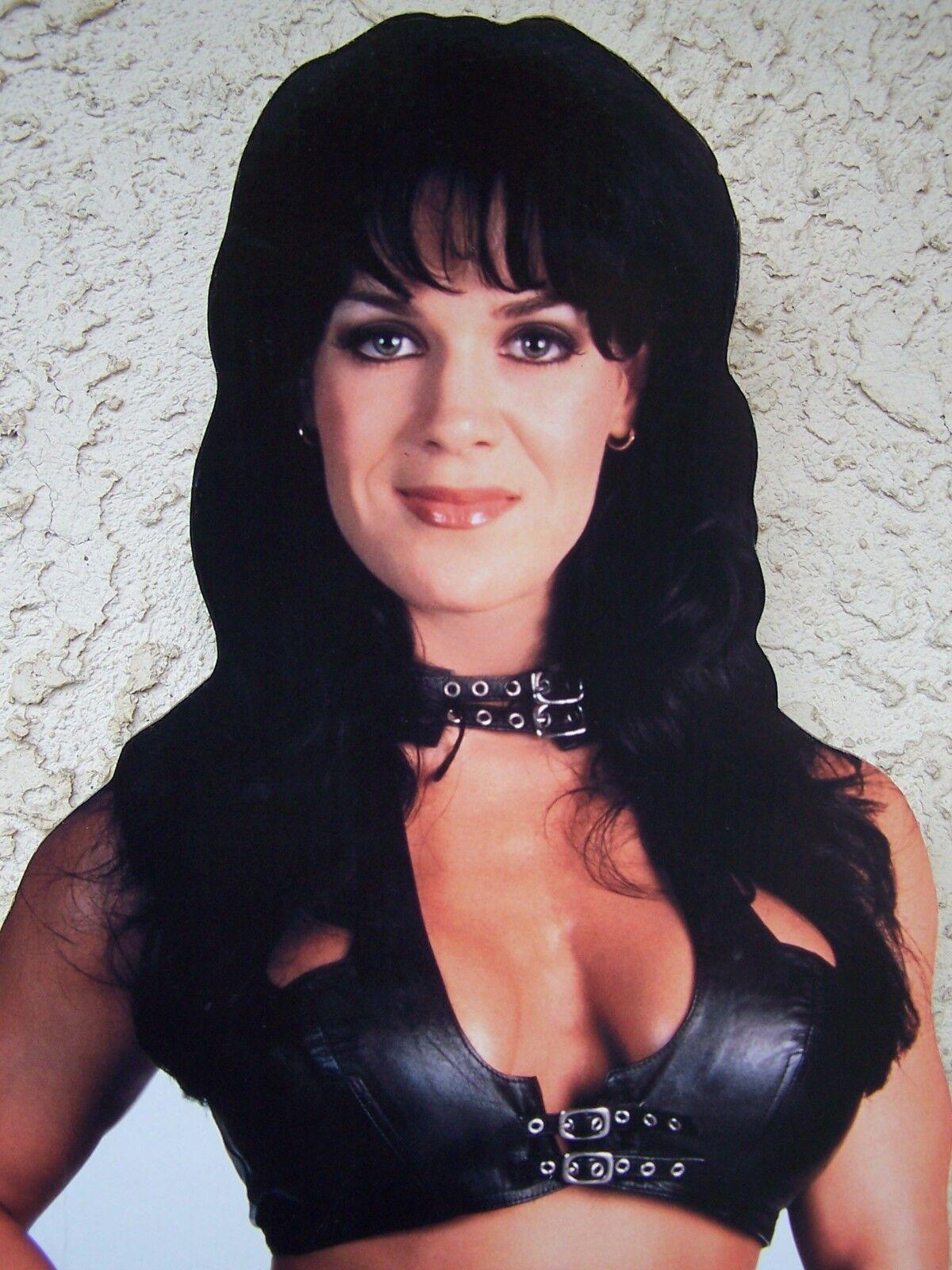 Chyna Joanie LAURER 69  Standee True Vie Taille Classique WWF DX-Era dernier