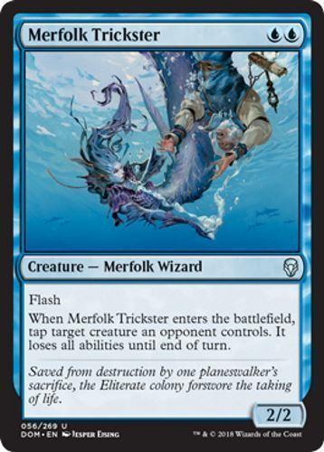 4 Merfolk Trickster
