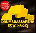 Drum & Bass Arena: Anthology [Digipak] by Various Artists (CD, Aug-2010, 3 Discs, Ministry of Sound)