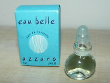 Miniature parfum perfum Eau Belle Azzaro 4 ml + boite