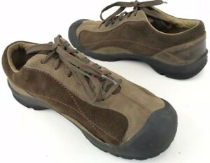 2eae38441b6 Keen Women Shoes Walking Lace-up Hiking Comfort Sneakers Size 8 ...